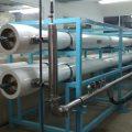 Mesin Sea Water Reverses Osmosis (SWRO) TWA Berkapasitas 1 Juta Liter